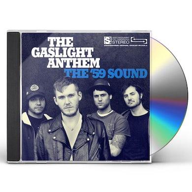 The Gaslight Anthem 59 SOUND CD