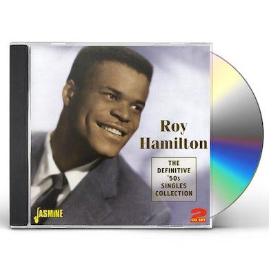 Roy Hamilton DEFINITIVE 50S SINGLES COLLECTION CD