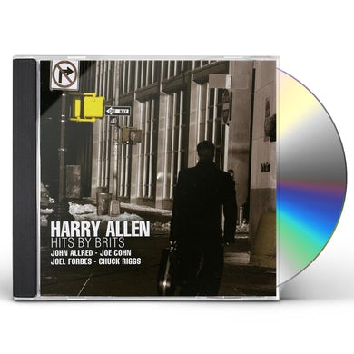 Harry Allen HITS BY BRITS CD