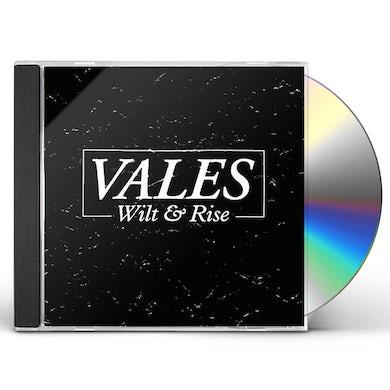 WILT & RISE CD