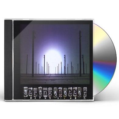 Strangeletter CD