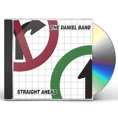 Daniel Band STRAIGHT AHEAD CD