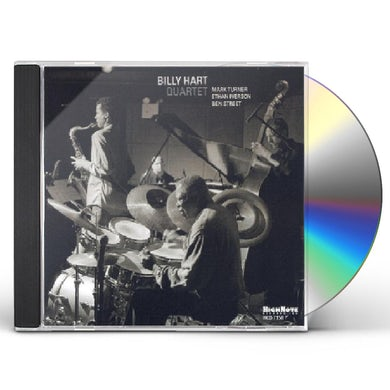 Billy Hart QUARTET CD