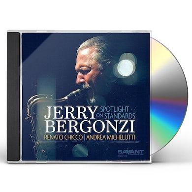 Jerry Bergonzi SPOTLIGHT ON STANDARDS CD