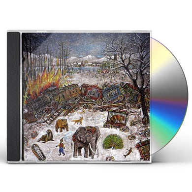 Mewithoutyou TEN STORIES CD