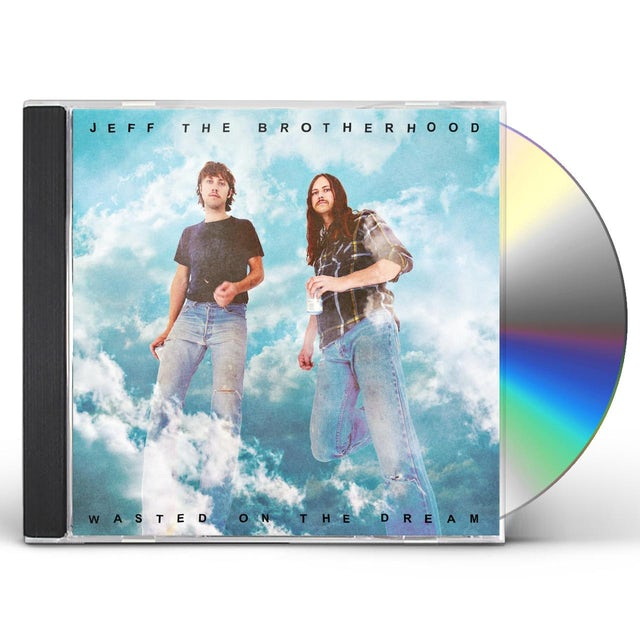 Jeff The Brotherhood WASTED ON THE DREAM CD