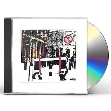 Chris Ward NO FEAR CD
