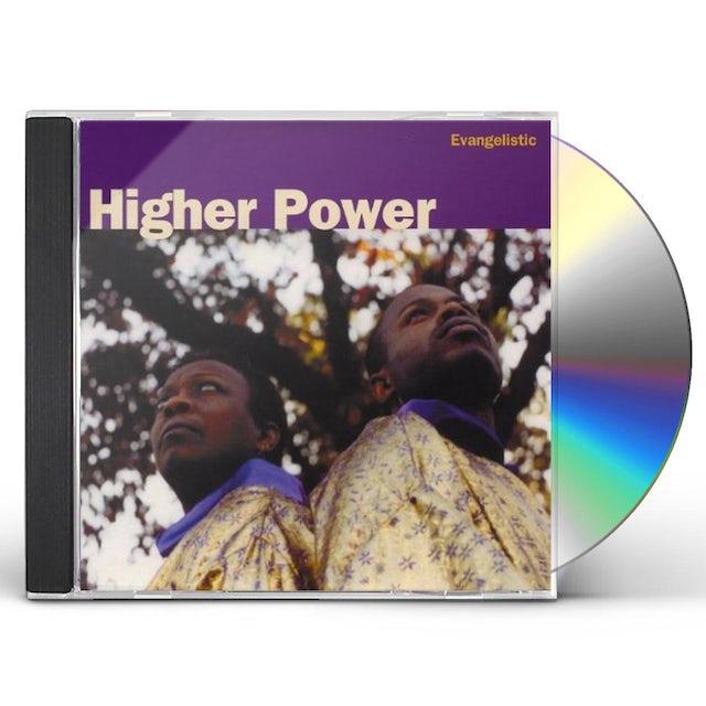 Higher Power EVANGELISTIC CD