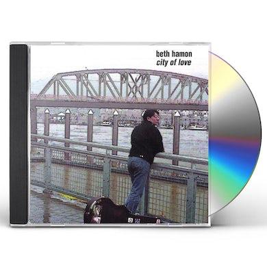Beth Hamon CITY OF LOVE CD