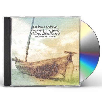 Guillermo Anderson POBRE MARINERO CD