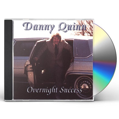 Danny Quinn OVERNIGHT SUCCESS CD