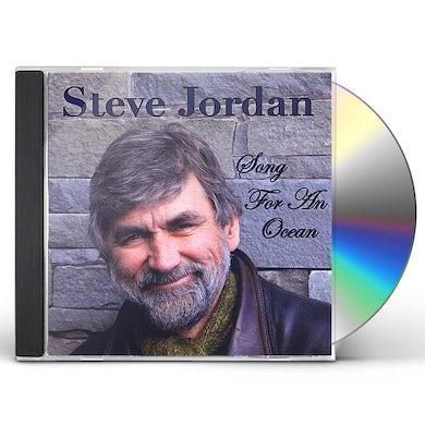 Steve Jordan SONG FOR AN OCEAN CD