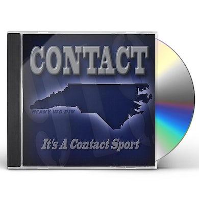 ITS A CONTACT SPORT CD