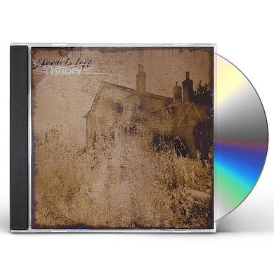 Theory SECRETS LEFT CD