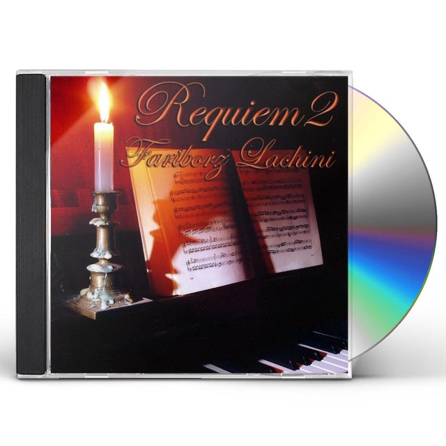 Fariborz Lachini SALAM CD