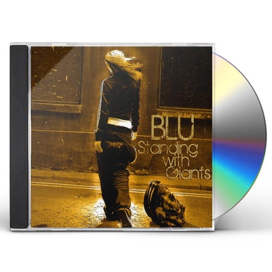 Blu STANDING WITH GIANTS CD