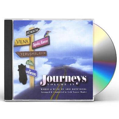 Abie Rotenberg JOURNEYS 4 CD