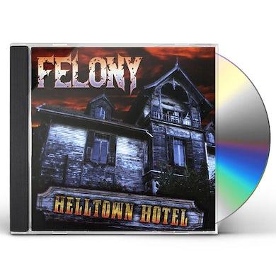 Felony HELLTOWN HOTEL CD