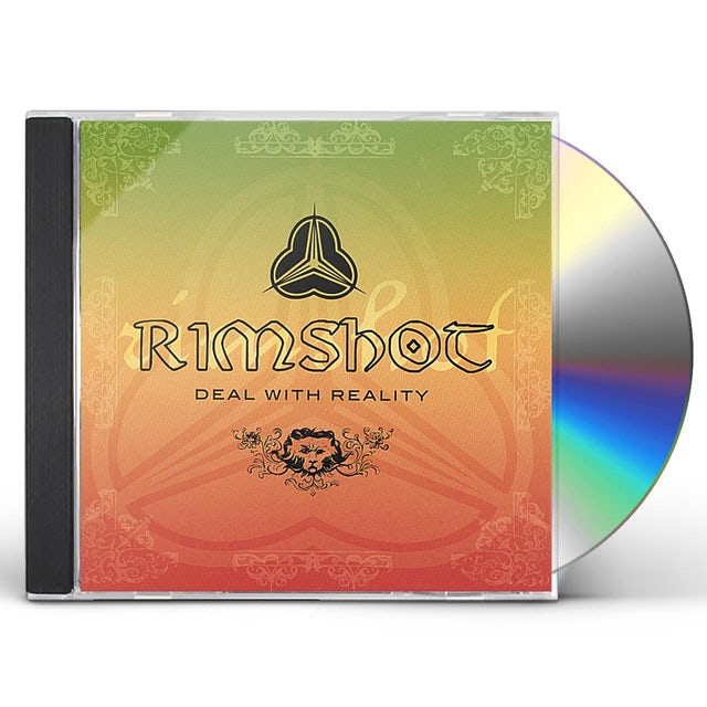 RimShot DEAL WITH REALITY CD