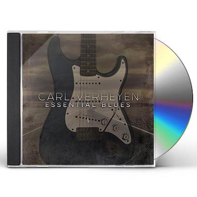 Carl Verheyen ESSENTIAL BLUES CD
