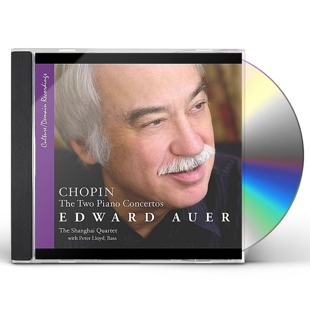F. Chopin CHOPIN: THE TWO CONCERTOS CD