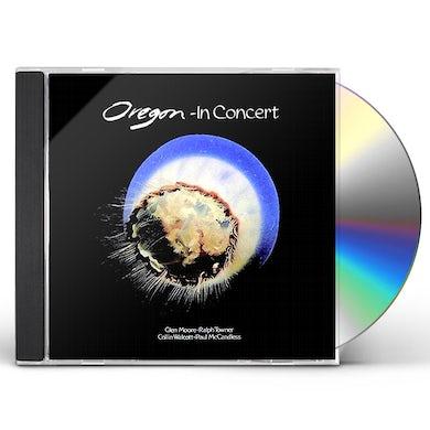 Oregon In Concert CD