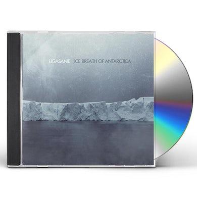 Ugasanie ICE BREATH OF ANTARCTICA CD