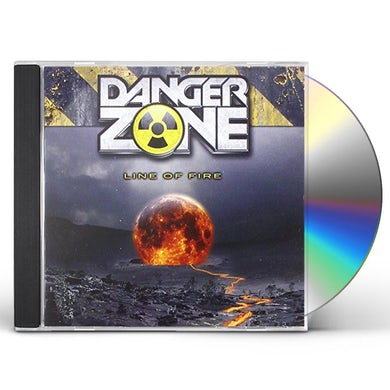 DaNGeR ZoNe LINE OF FIRE CD