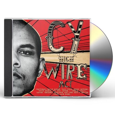 Cy HIGH WIRE ACT CD