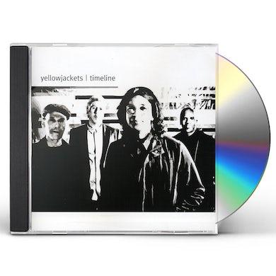 Yellowjackets TIMELINE CD