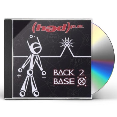 Hed PE BACK 2 BASE X CD