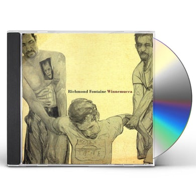 Richmond Fontaine WINNEMUCCA CD
