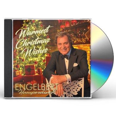 Engelbert Humperdinck WARMEST CHRISTMAS WISHES CD