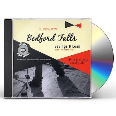 Bedford Falls SAVINGS & LOAN CD