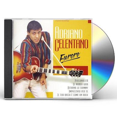 Adriano Celentano FURORE CD