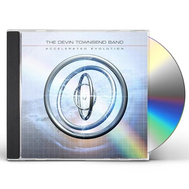Devin Townsend Project ACCELERATED EVOLUTION CD