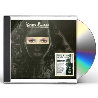 Kirsty MacColl DESPERATE CHARACTER CD