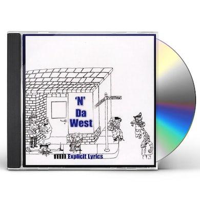 Fat 'N' DA WEST CD