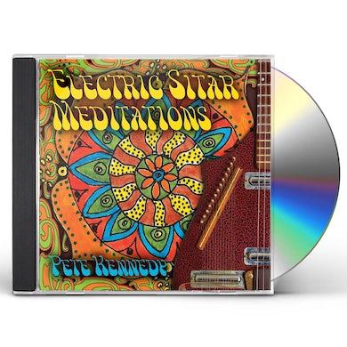 Electric Sitar Meditations CD