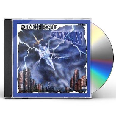 Manilla Road INVASION CD