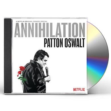 Annihilation CD