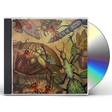 Merzbow KONCHUUKI CD