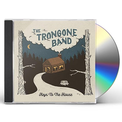Trongone Band KEY TO THE HOUSE CD