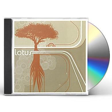 Lotus GERMINATION CD