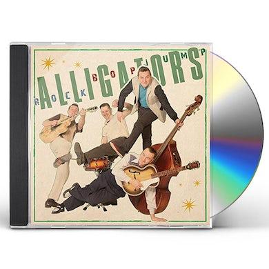 Alligators ROCK BOP JUMP CD