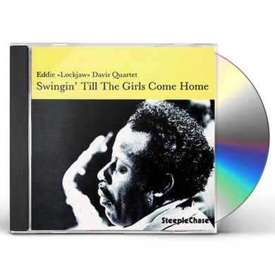 Eddie Lockjaw Davis SWINGIN TILL THE GIRLS COME HOME CD