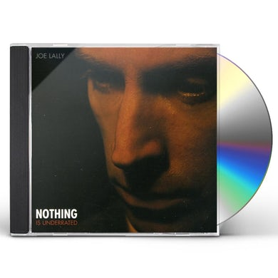 Joe Lally NOTHING IS UNDERRATED CD
