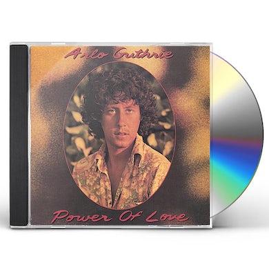 Arlo Guthrie POWER OF LOVE CD