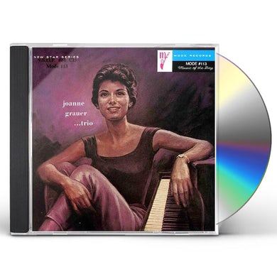 Joanne Grauer TRIO CD