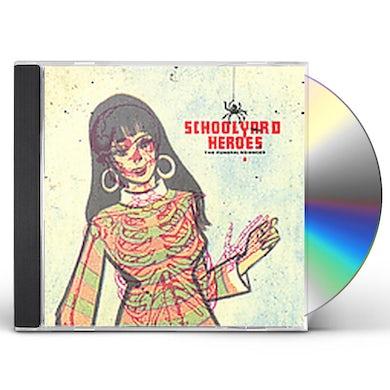 Schoolyard Heroes FUNERAL SCIENCES CD